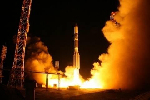 Εκτόξευση του Proton M από το Μπαϊκονούρ