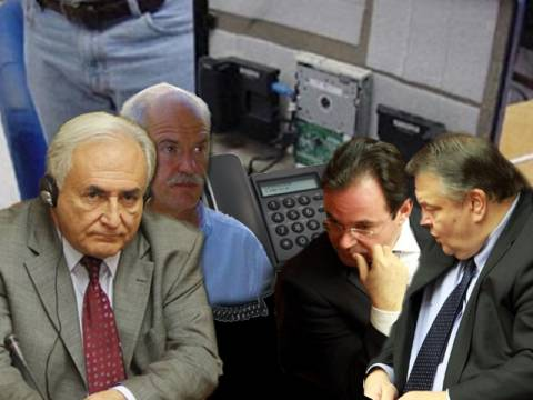 Με τους διαλόγους ΓΑΠ-Στρος Καν,Παπακωνσταντίνου-Βενιζέλου τι γίνεται;