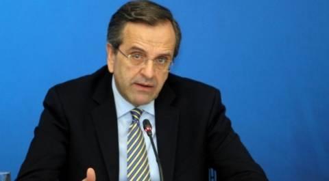 Σαμαράς: Η ηγεσία της Χ.Α. θα δικαστεί για εγκληματικές ενέργειες