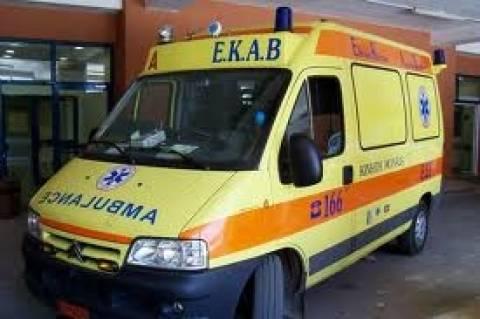 Σοβαρό τροχαίο με έξι τραυματίες στην Εθνική Οδό Ιωαννίνων-Άρτας