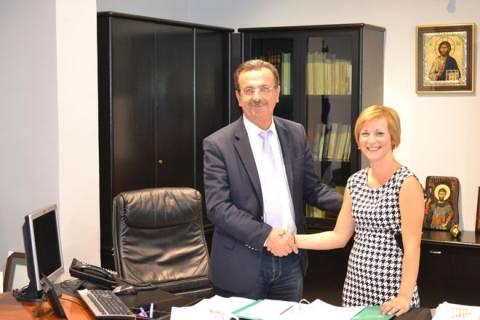 Υπογραφή νέων έργων Leader από τον Αντιπεριφερειάρχη Πέλλας