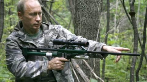 Ο Πούτιν και ο πόλεμος με τα ζόμπι