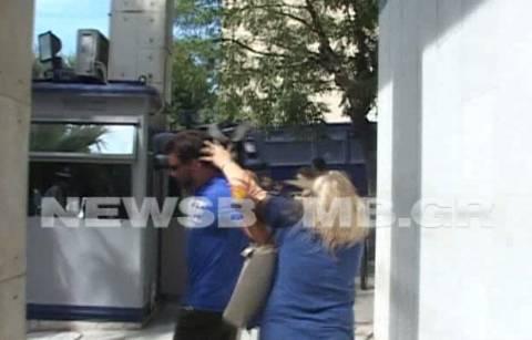 Βίντεο: Νέα επίθεση Ζαρούλια σε τηλεοπτικό συνεργείο