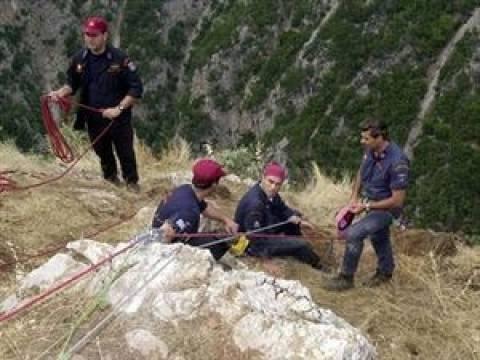 Τραγωδία στην Κρήτη: 55χρονη έπεσε σε φαράγγι μπροστά στην κόρη της