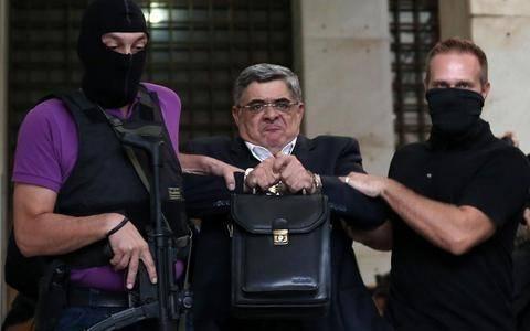 Προσωρινή απελευθέρωση Μιχαλολιάκου-Παππά ζητά η Χρυσή Αυγή