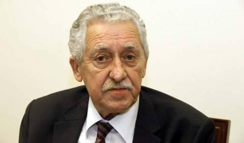 Με τους συνδικαλιστές αστυνομικούς θα συναντηθεί αύριο ο Φ. Κουβέλης