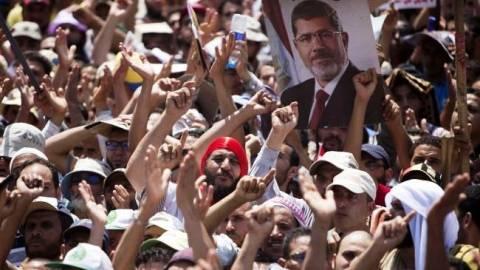Αίγυπτος: Στην πλατεία Ταχρίρ διαδήλωσαν υποστηρικτές του Μόρσι