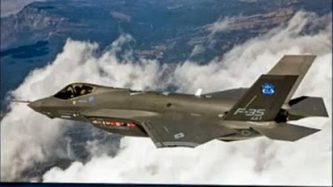 Γεμάτο ελαττώματα το νέο μαχητικό F-35