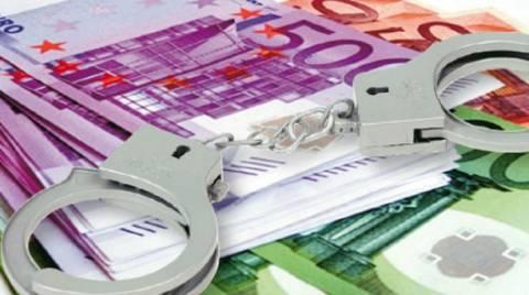 Θεσσαλονίκη: Σύλληψη για χρέη 925.000 ευρώ προς το Δημόσιο