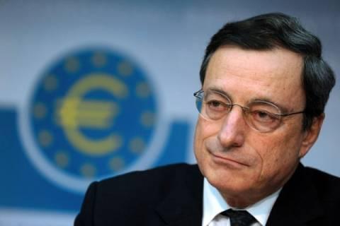 Ο Ντράγκι δεν αναμένει «καταστροφές» στα crash test των τραπεζών