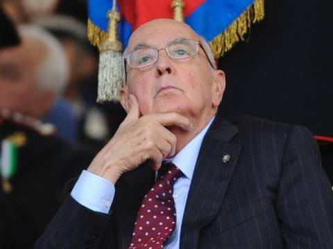 Ιταλία: Έκκληση του Ναπολιτάνο για πολιτική σταθερότητα
