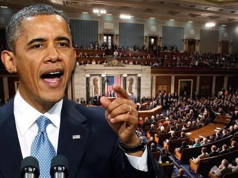 Άκαρπη η συνάντηση Ομπάμα με την ηγεσία του Κογκρέσου