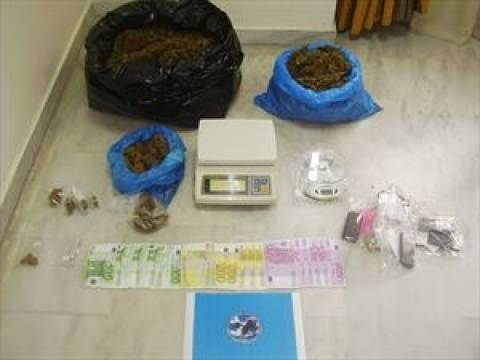 Κρήτη: Εξαρθρώθηκε σπείρα διακίνησης τεράστιων ποσοτήτων ναρκωτικών