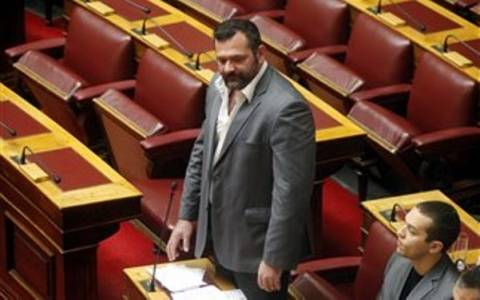 Οι ερωτήσεις στη Βουλή του υπόδικου σήμερα, βουλευτή της Χ.Α. Γ. Λαγού