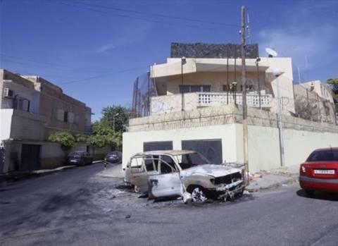 Επίθεση στη ρωσική πρεσβεία στη Λιβύη