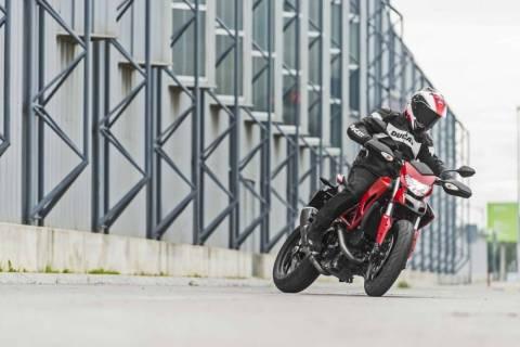 Δείτε την Ducati Hypermotard 2013