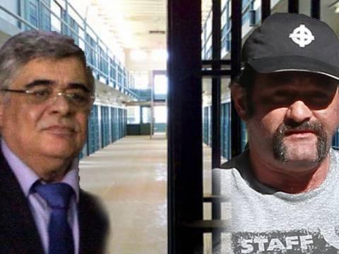 Η πρώτη νύχτα στις φυλακές Κορυδαλλού για Μιχαλολιάκο και Λαγό
