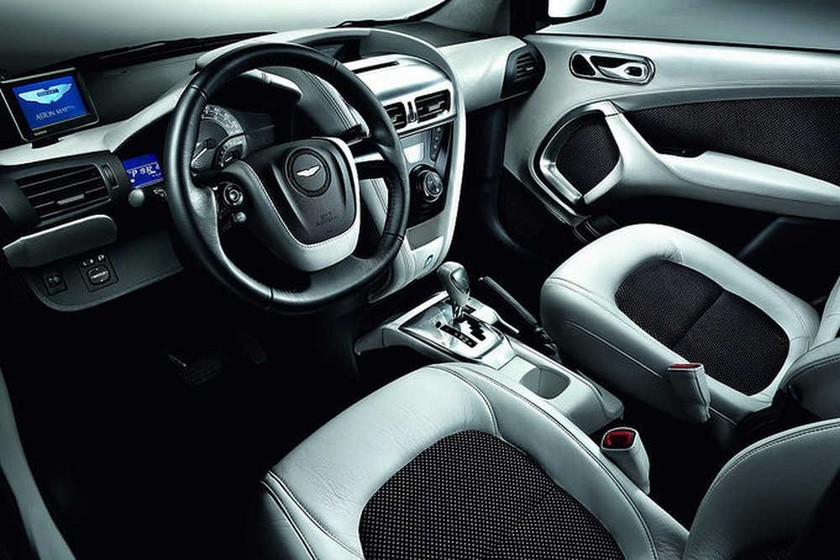 Τέλος το Aston Martin Cygnet