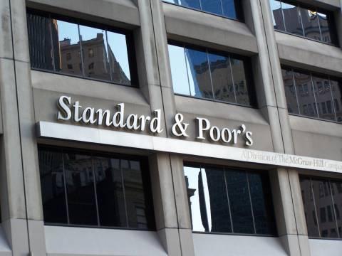 Standard & Poor's: Επιβεβαίωσε την αξιολόγηση Β-/Β για την Ελλάδα