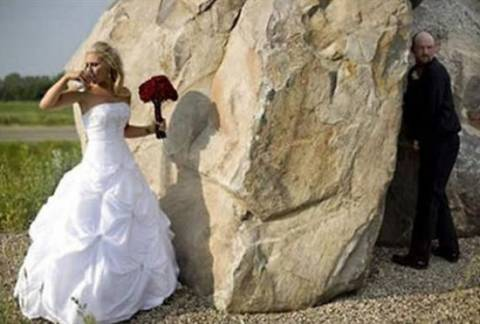 Γάμοι για κλάμματα... (pics)