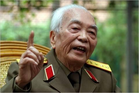 Aπεβίωσε ο θρυλικός στρατηγός Vo Nguyen Giap