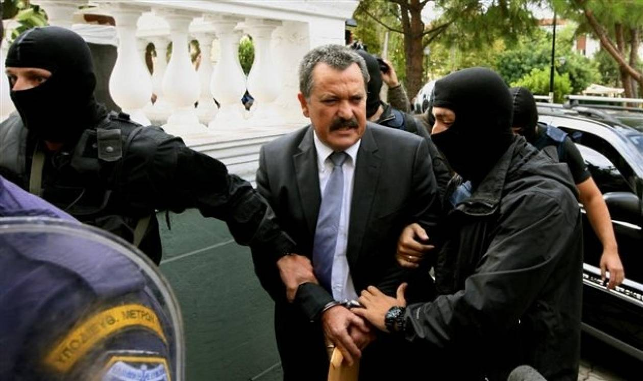 Σταυριανάκης:Οι εισαγγελείς δέχτηκαν πιέσεις για την προφυλάκιση Παππά