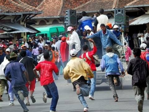 Μαδαγασκάρη: Συνελήφθησαν 14 ύποπτοι για το λιντσάρισμα τριών ανδρών