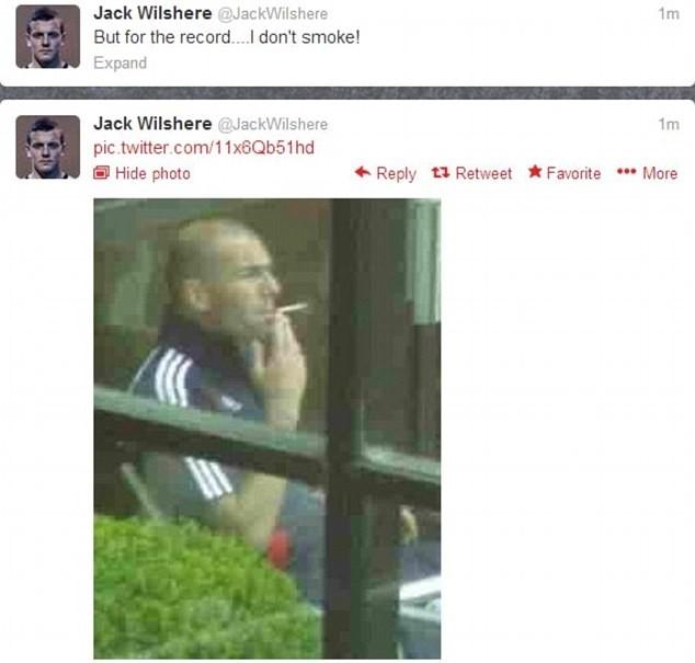 Νίκησε σε αγώνα του Champions League και αποφάσισε να... καπνίσει!