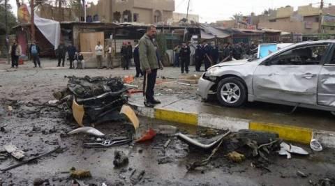 Ιράκ: Τουλάχιστον 20 νεκροί σε βομβιστική επίθεση