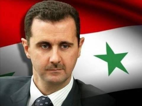Άσαντ: Η Ρωσία συνεχίζει να μας υποστηρίζει