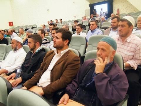 Οι 64 ιεροδιδάσκαλοι ισλαμικής θρησκείας της Θράκης