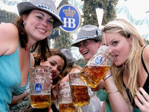 Μειώνεται η κατανάλωση μπύρας στο Μόναχο