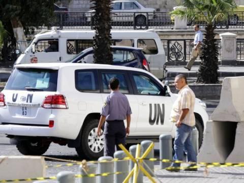 Ξεκίνησε η καταστροφή των χημικών όπλων στη Συρία