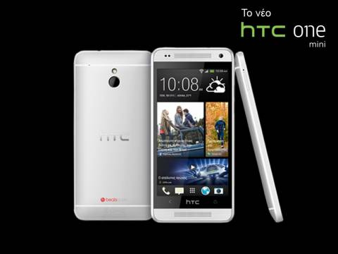 Κέρδισε το smartphone HTC ONE MINI