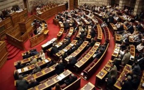 Στη Βουλή το προσχέδιο του προϋπολογισμού - Νέα μέτρα 3,7, δισ. ευρώ