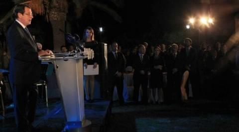 Αναστασιάδης: Ζήτησε άρση του τουρκικού εμπάργκο