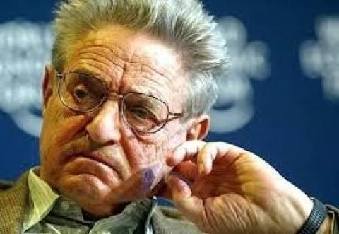 Σόρος:«Συνέπεια γερμανικής πολιτικής είναι η ανάδυση της Χρυσής Αυγής»