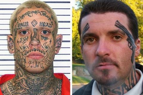 Και να θες, δεν κρύβονται αυτά τα… τατουάζ!