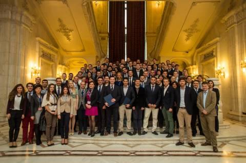 ΟΝΝΕΔ: Συμμετοχή στη Διάσκεψη Προέδρων της Νεολαίας του ΕΛΚ