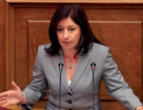 Αμμανατίδου:Πάγια θέση του ΣΥΡΙΖΑ η δικαστ. διερεύνηση του Βατοπεδίoυ