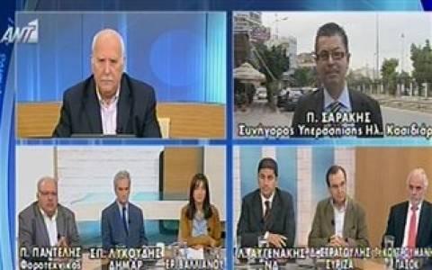Αυγενάκης σε δικηγόρο Κασιδιάρη: Μου προκαλείτε θλίψη