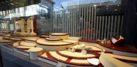 Άγνωστοι διέρρηξαν κοσμηματοπωλείο στο Ηράκλειο