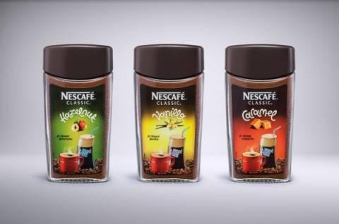 O Nescafé Classic έρχεται σε τρεις ΝΕΕΣ μοναδικές γεύσεις!