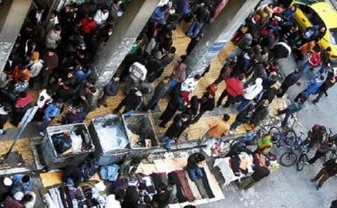 ΑΠΟΚΛΕΙΣΤΙΚΟ: Όργιο παρανομίας η «Pakistantown» στην Ομόνοια