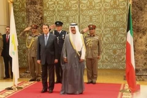 Πρόσκληση Κουβέιτ σε Κύπρο για συμμετοχή σε επενδύσεις