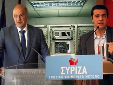 Αντιπαράθεση Δένδια-ΣΥΡΙΖΑ για το θέμα των υποκλοπών