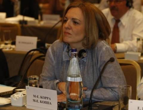 Κοππά: Η ακροδεξιά τρέφεται από την κρίση