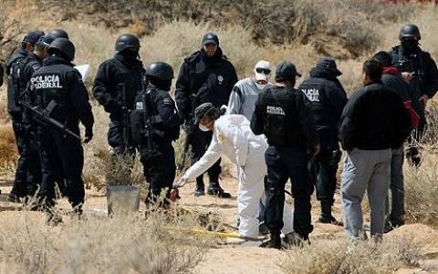 Νέο πολύνεκρο περιστατικό από τον πόλεμο των καρτέλ στο Μεξικό