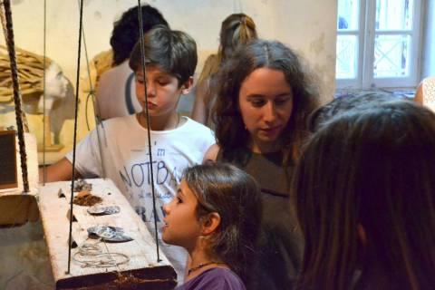 Εκπαιδευτικά προγράμματα για παιδιά Δημοτικού στο Βρυσάκι