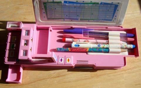 Αγαπημένα αντικείμενα που παίρναμε μαζί μας στο σχολείο (pics)